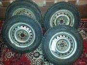 2 Зимних колеса на ВАЗ 2101-21015
